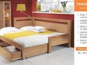 Kuchyně Komárek postel rozkládací BMB