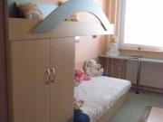 postel-do-detskeho-pokoje-4 dětský pokoj Kuchyně Komárek Jana Komárková s.r.o.