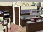 Kuchyně Komárek Zábřeh návrhy 3D nábytek na míru K987_n