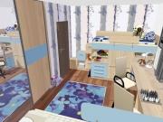 Kuchyně Komárek Zábřeh návrh interiéru