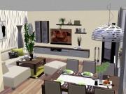 Kuchyně Komárek Zábřeh návrh interiéru 2