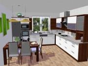 Kuchyně Komárek Zábřeh  návrhy interiéru