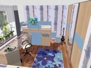 Kuchyně Komárek Zábřeh návrh interiéru o