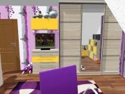 Kuchyně Komárek Zábřeh návrhy 3D nábytek na míru 789