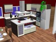 navrhy-3d-vizualizace-43 návrhy 3D nábytek na míru Kuchyně Komárek Jana Komárková s.r.o.