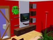 navrhy-3d-vizualizace-57 návrhy 3D nábytek na míru Kuchyně Komárek Jana Komárková s.r.o.