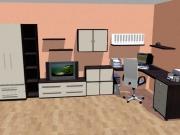 navrhy-3d-vizualizace-70 návrhy 3D nábytek na míru Kuchyně Komárek Jana Komárková s.r.o.