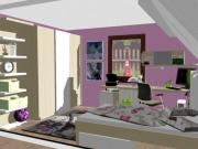 navrhy-3d-vizualizace-71 návrhy 3D nábytek na míru Kuchyně Komárek Jana Komárková s.r.o.
